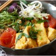 Bun Rieu Cua Crab Noodle Soup